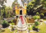 Casese en una casa de campo