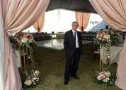 Maestro de ceremonias bodas eventos arequipa