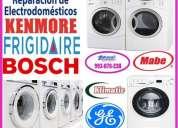 Tecnicos de lavadoras y reparaciones
