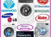 lavadoras daewoo reparaciones y mantenimientos