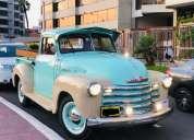 Vendo chevrolet pickup 3100 restaurada