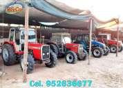 Tractores importados massey ferguson