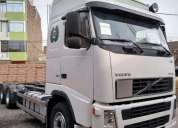Volvo 6x2 camion