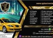 Taxi transporte multiservicios