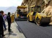 Pavimentos de asfalto caliente
