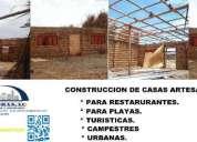 Construccion de casas artesanales