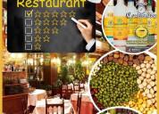 Organismo mundial de restaurantes 5