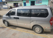 Alquilo minivan h1