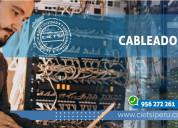 Curso de especializaciÓn de cableado estructurado
