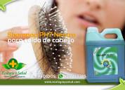 Shampoo ph7 ecologico para caida de cabello