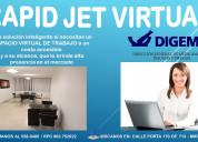 Alquiler de oficina virtual ante digemid