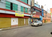 Local comercial 240 mt2 alquilo en avenida