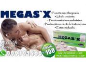 Megasx pildora potenciador sexual masculino