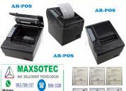 Impresora termica para punto de venta tpc/ip usb