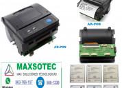 Mini impresora térmica , para panel