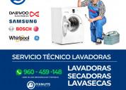 Profesionales en reparación de lavadoras 960459148