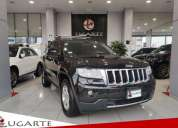 Jeep grand cherokee limited 2011 35779 kms