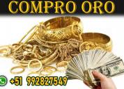 Compro oro de 21k pago precio.