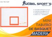 Tablero de basquet mini-mobel sport´s