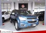 Chevrolet trailblazer 2014 71211 kms