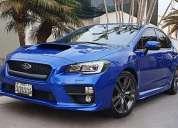 Subaru impreza wrx 2017 29428 kms
