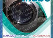 Mabe| reparación de lavadoras-secadoras 981091335