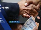 Curso de especializaciÓn en delitos de corrupciÓn