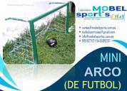 Arco de futbol para niÑos-mobel sport´s