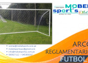 Arco de futbol y futsal-mobel aport´s