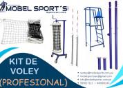 Voley-kit completo-mobel sport´s