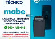 Servicio tecnico fixnuts reparacion-lavadora mabe
