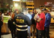 RepresentaciÓn de  extranjeros detenidos