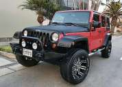 Jeep wrangler x unlimited 2008 82800 kms