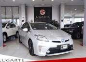 Toyota prius hybrido 2014 22680 kms
