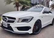 Mercedes benz cla 45 amg 2014 32460 kms