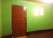 Alquilo habitacion amplia 17m en breÑa s/.420