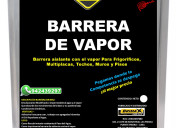 Venta de barreda de vapor - brimax asfaltos - b.p