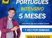 clases de portuguÉs en lima