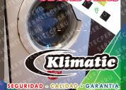 soluciones klimatc->reparación de lavasecas>lince