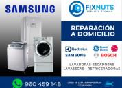 Servicio tecnico de lavadoras 960459148 samsung