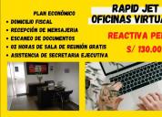 Oficina virtual reactiva peru