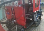 FabricaciÓn de puerta para mototaxi