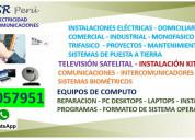 Técnico electricista reg. en maestro 985-057951