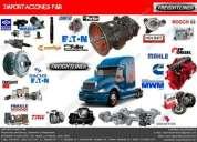venta de repuestos para camiones