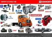 venta de repuestos para camiones kenworth
