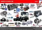 venta de repuestos para camiones iveco