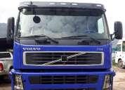 Volvo fm 6x4 440 hp tracto remolcador 2007