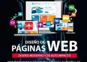 paginas web hosting dominio y correos