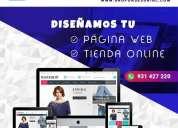 diseno web paginas web tiendas virtuales marketing digital