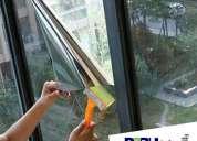Lamina privacidad lima peru lamina espejo para vidrio